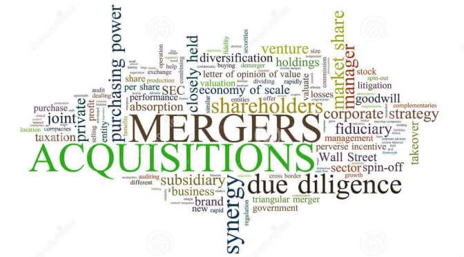 The Mergers and Acquisition Environment