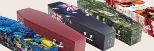 Australia's LifeArt Coffins on the Market