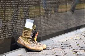 Remains left at Vietnam Vets Wall to be Buried with Honors