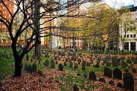 What would you pay for a cemetery lot in Boston?