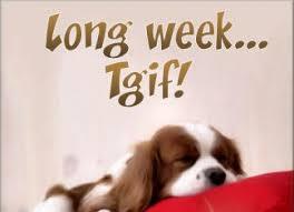 TGI. . . . .Friday!!