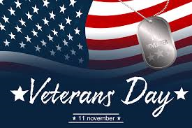 It's Veterans Day. . .Thank you for your service!!