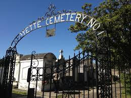 The battle to build a cemetery
